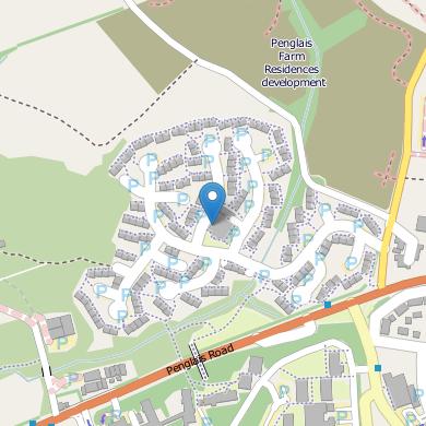 Aberystwyth University Pentre Jane Morgan