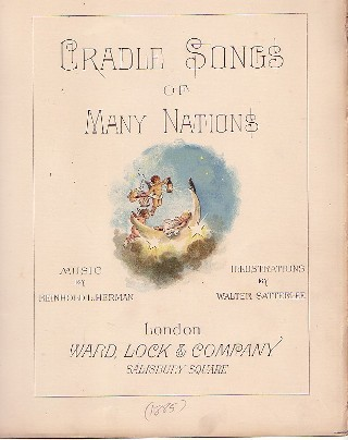 Cradlesongs of many nations
