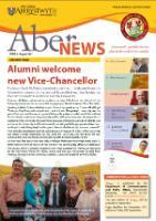 Aber News cover