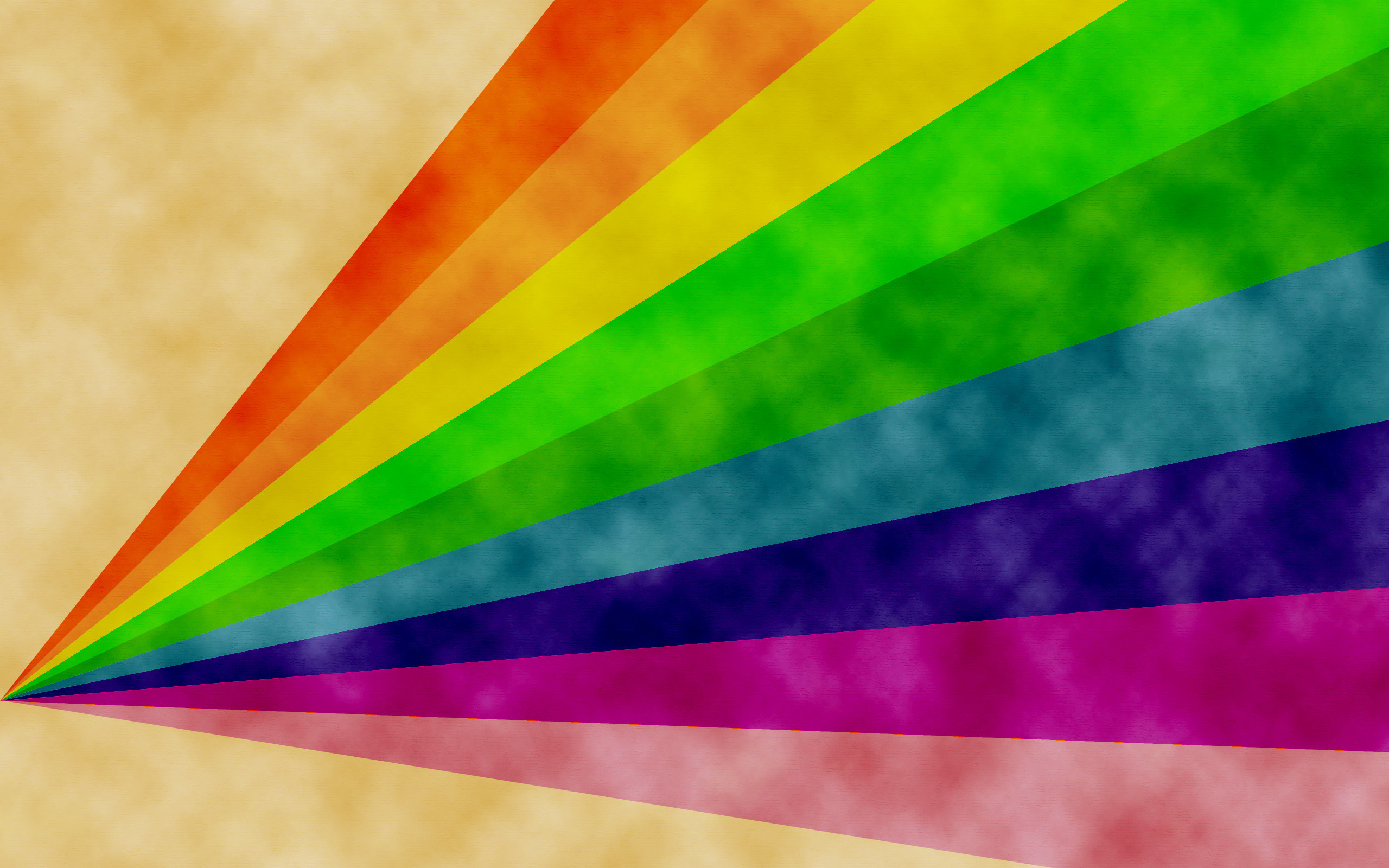 background image with rainbow colours in stripes