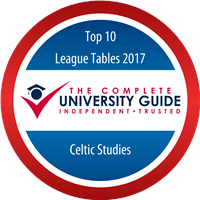 Top 10 for Celtic Studies