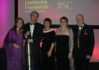 The University's Human Resources team were commended in the 2009 awards.