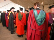 Graduation Week at Aberystwyth University