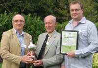 Photo, left to right: