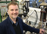 Professor Andrew Evans, project leader at Aberystwyth, has recently developed a new method for producing graphene from diamond