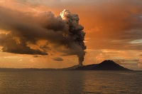 Volcanic activity will be discussed by Dr Carina Fearnley and Professor John Grattan