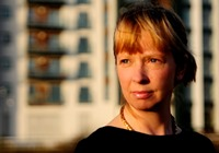 Kate Hamer, one of The Guardian's 'New Faces of Fiction' for 2015