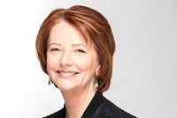 The Honourable Julia Gillard