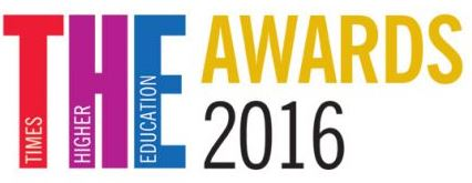 Times Higher Education Awards 2016