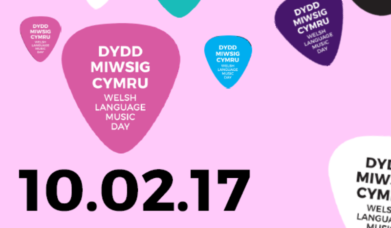 Welsh Language Music Day