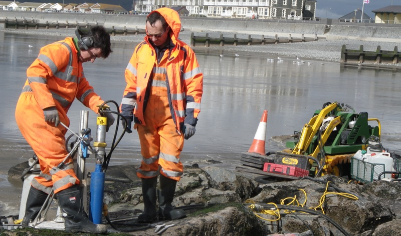 Ecostructure will work with stakeholders and policymakers to develop simple, but innovative ecological interventions for enhancing biodiversity, building on IBERS award winning artificial rock pool enhancements at Tywyn and alternative materials to concrete.