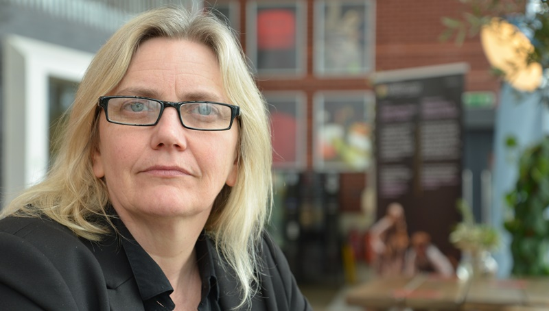 Professor Elin H G Jones, Director of the Mercator Institute which is based at Aberystwyth University