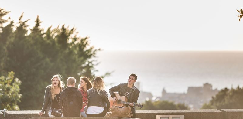 Aberystwyth is rated the best in Wales and one of the top five higher education institutions in the UK for overall student satisfaction.