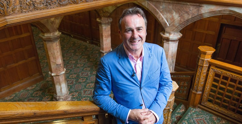 Paul Martin, presenter of BBC Flog It