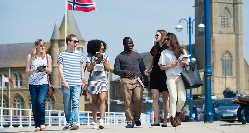 Aberystwyth University is ranked 186th for International Outlook by the 2018 Times Higher Education World University Rankings.