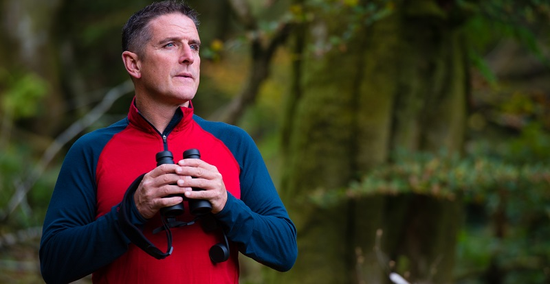 Naturalist and tv presenter Iolo Williams will officially open the Wallace: The Forgotten Evolutionist? exhibition on 8 February 2018.