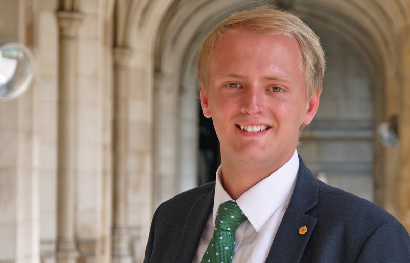Ben Lake MP will deliver a lecture on 'Brexit from the Backbenches' at Aberystwyth University on Thursday 16 May 2019.