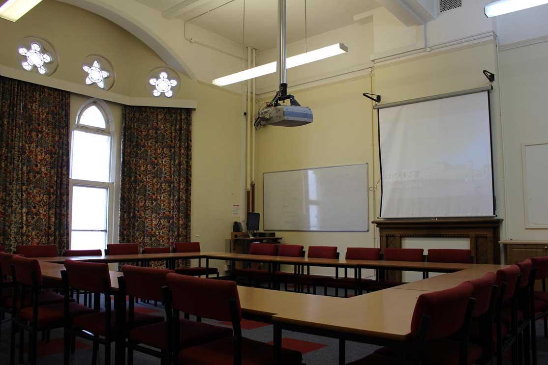 Languages Room Timetabling Aberystwyth University