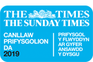 Canllaw Prifysgolion Da 2019 - Prifysgol y flwyddyn ar gyfer ansawdd dysgu