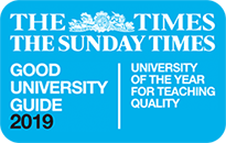 Good University Guide 2019 - University of the year for teaching quality