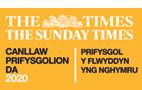 Canllaw Prifysgolion Da 2020 - Prifysgol y flwyddyn yng Yngymru