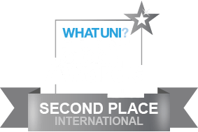 What Uni - Second place - International
