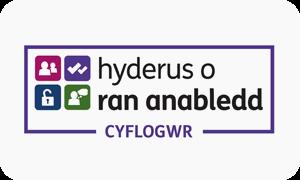 Cyflogwr Hyderus ag Anableddau