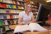 New bookable student space in the Thomas Parry Library