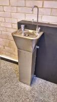 You asked for: more water fountains in the Hugh Owen Library