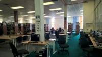 Heating problems being resolved in the Thomas Parry Library