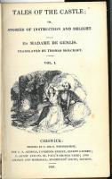 Arddangosfa newydd yn Llyfrgell Hugh Owen: Madame de Genlis (Lefel D)